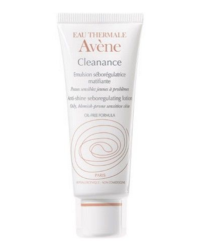 Avène Cleanance Emulsion Séborégulatrice Matifiante 40ml