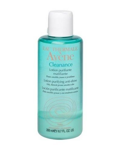 Avène Cleanance Lotion Purifiante Matifiante