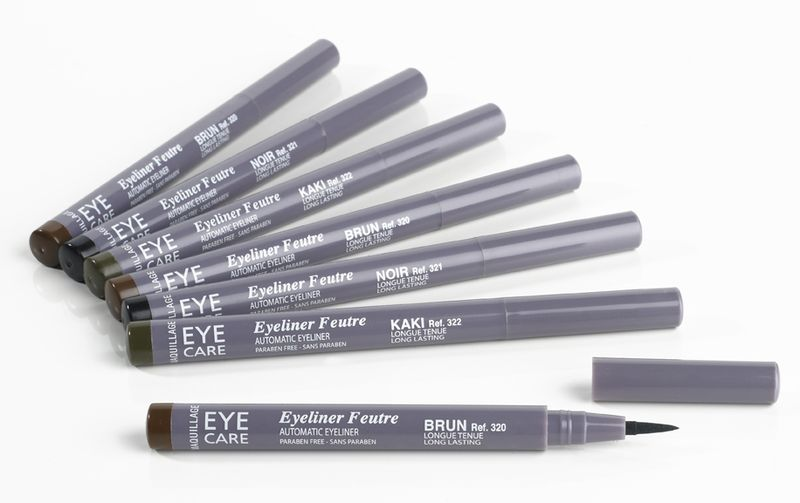 Eye Care Eyeliner Feutre 0.8ml Gris