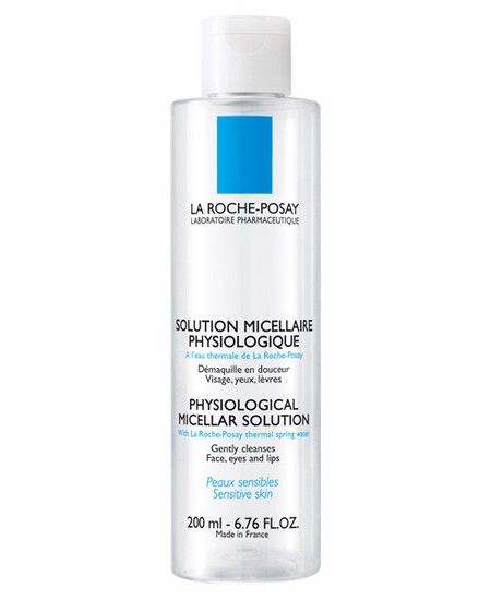 La Roche-posay Solution Micellaire Physiologique 200ml
