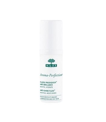 Nuxe Aroma-perfection Fluide Prodigieux Anti-brillance
