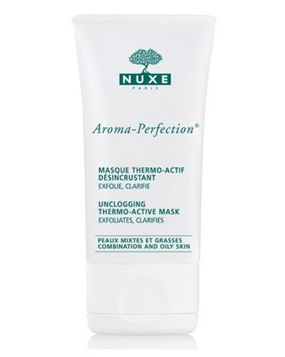 Nuxe Aroma-perfection Masque Thermo-actif Désincrustant 40ml