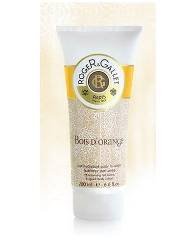 Roger Et Gallet Bois D'orange Lait Hydratant Corps 200ml