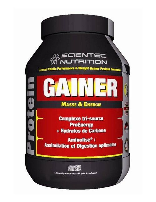 Scientec Nutrition Pure Performance Gainer 1 Kg