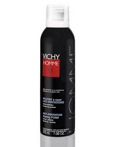 Vichy Homme Mousse à Raser Anti-irritations - Lot De 2