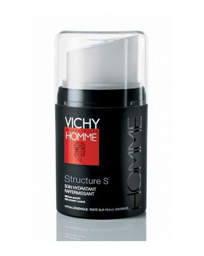 Vichy Homme Structure S Soin Hydratant Raffermissant